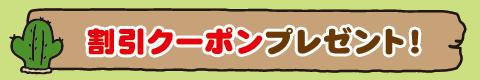 ★限定クーポン